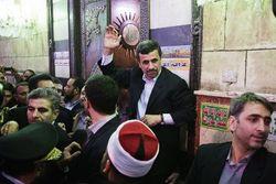 В Каире совершено нападение на Ахмадинежада... ботинком. Мнения ВКонтакте