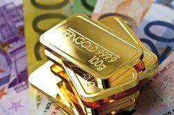 Рынок золота показывает разнонаправленную динамику