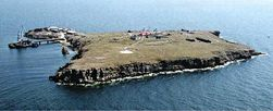 Украинский остров Змеиный в Черном море может... исчезнуть