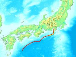 Прогноз: землетрясение у Разлома Нанкай грозит жизням японцев