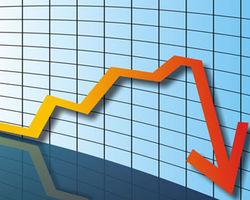 Украинский фондовый рынок вчера пережил обвал