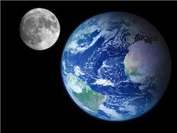"""Земля и Луна образовались из единого зародыша-""""юлы"""""""