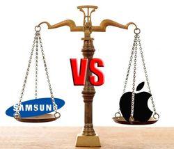 Apple оплатит юридические расходы Samsung Electronics
