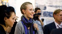 Собчак собрала 16 млн. рублей для Крымска на аукционе