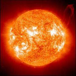 В NASA объяснили отсутствие новых пятен на Солнце