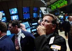 В ожидании бюджетных переговоров американские биржи закрылись разнонаправленно