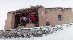Проблемы горного Узбекистана: зима превратила узбеков в отшельников