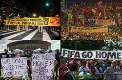 ФИФА назвала цену билетов на ЧМ-2014 по футболу в Бразилии – от 90 долларов