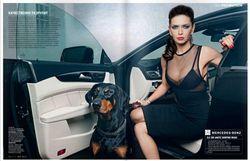 Лица брендов: Вера Брежнева будет рекламировать Mercedess Benz