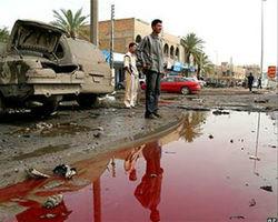ООН: май-2013 стал самым кровавым месяцем в Ираке с 2007 года