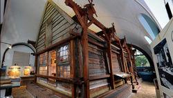 После реставрации в Нидерландах открывается домик российского царя Петра