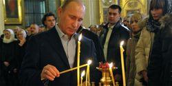 Владимир Путин рассказал о своем крещении втайне от коммунистов