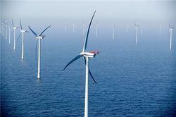 В Британии заработала вторая по мощности в мире ветроэлектростанция на воде