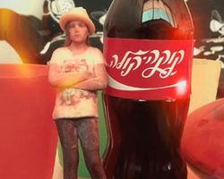 Опыт PR и рекламы: Coca-Cola на 3D-принтере напечатала… людей