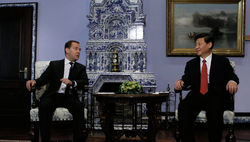 Председатель КНР доволен визитом в Россию: мир ждет новый союз