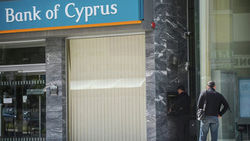 ЦБ Кипра временно будет контролировать движение капитала в стране