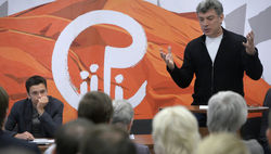 «Солидарность» переизбрала руководство – Немцов, Яшин и другие знакомые лица