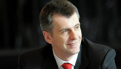 В серию «ё-мобиль» пойдет во второй половине 2014 года – Прохоров