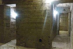 Туристам: в бункере Муссолини в Риме открыли экскурсионные маршруты