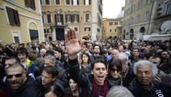 Очередной кризис ЕС: лидер оппозиции Италии Грилло обвинил власть в... перевороте