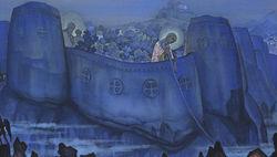 Картину Рериха продали за рекордную для русских художников сумму