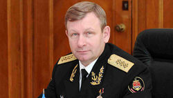 Новая база Черноморского флота РФ в Новороссийске вступит в строй в 2014 г