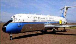 В США продают президентский самолет. Стартовая цена – всего 50 тысяч долларов