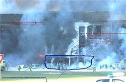 От удара молнии вспыхнула нефтяная станция в Подмосковье