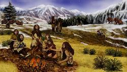 Ученые о вкладе неандертальцев в разнообразие современных языков