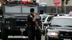 В Калифорнии мужчина стрелял в  прохожих и водителей без разбора