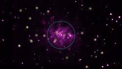 В соседней Галактике обнаружено скопление необычное черных дыр