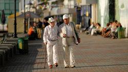 Дефицит витамина D затрудняет двигательную активность пожилых людей