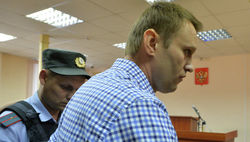 Мир не принял приговор Навальному, а Луценко пророчит ему пост президента