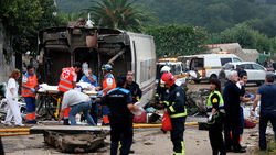 Машинист разбившегося в Испании поезда отказался давать показания