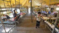 В Facebook пишут о бедственном положении в лагере для мигрантов в Москве