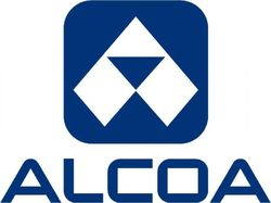Чистый убыток Alcoa