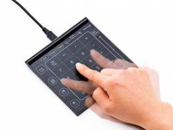 Гибкий коврик заменит компьютерную мышку с клавиатурой