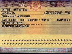 грузинская виза,