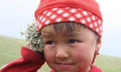 Киргизские дети