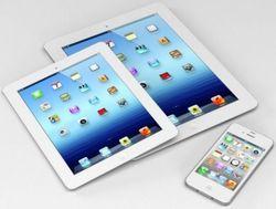 Новый iPad mini от Apple будет с более чётким экраном