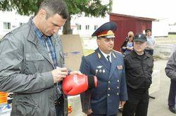 Виталий Кличко провел день в колонии на Кубани