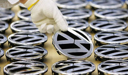 VW не сможет выполнить план по выпуску