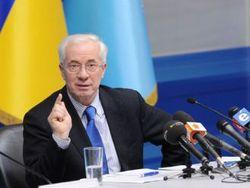 Премьер Азаров сообщил, когда в Украине поднимут тарифы