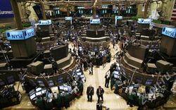 Второй день подряд американские фондовые площадки закрываются в плюсе