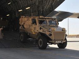 Британская оборонка закупила очередную сотню бронемашин Foxhound
