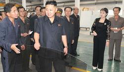 Революционные преобразования в КНДР - супруга Ким Чен Ына одела брюки