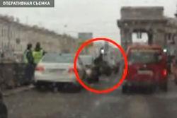 Автоинспектор опознал Павла Дурова как водителя, который наехал на него