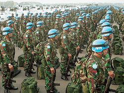 ООН готова ввести в Сирию «голубые каски»