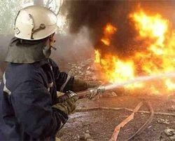 В Запорожье прохожий вынес из огня детей