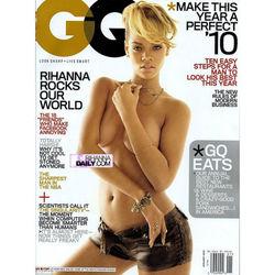 Рианна обнажилась для GQ